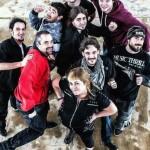 El grupo de ska punk metal alcalaína, Vagos Permanentes