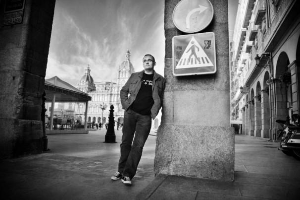 Javier Pedreira (Wicho), en una foto de archivo. Foto: Victoriano CC