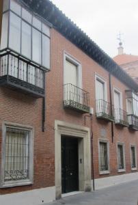 Casa natal de Manuel Azaña en la calle de la Imagen