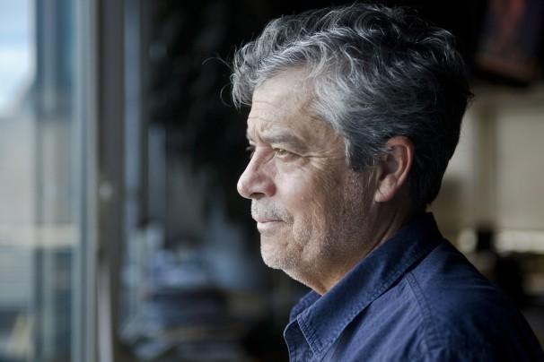 Carlos Iglesias en la redacción de ABC en 2014. Foto: Juan Piedra