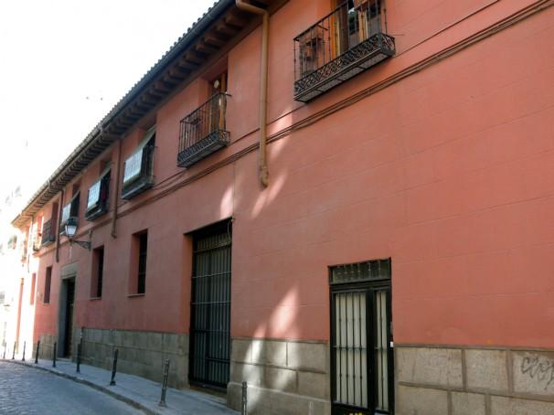 Un ejemplo de casa malicia en la calle de los Mancebos