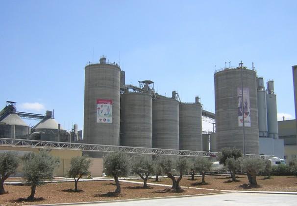 Vista panorámica de la fábrica El Alto. Foto: ABC