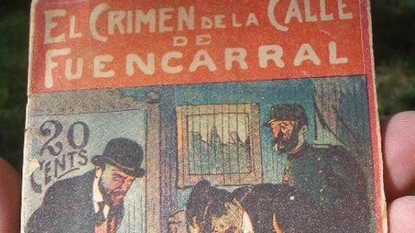 Portada del libro «El crimen de la Calle Fuencarral» - ABC