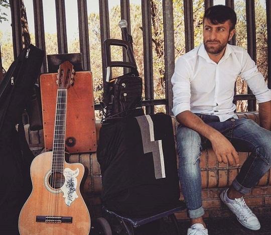 Dani, el cantante ambulante que revolucionó el metro de Madrid