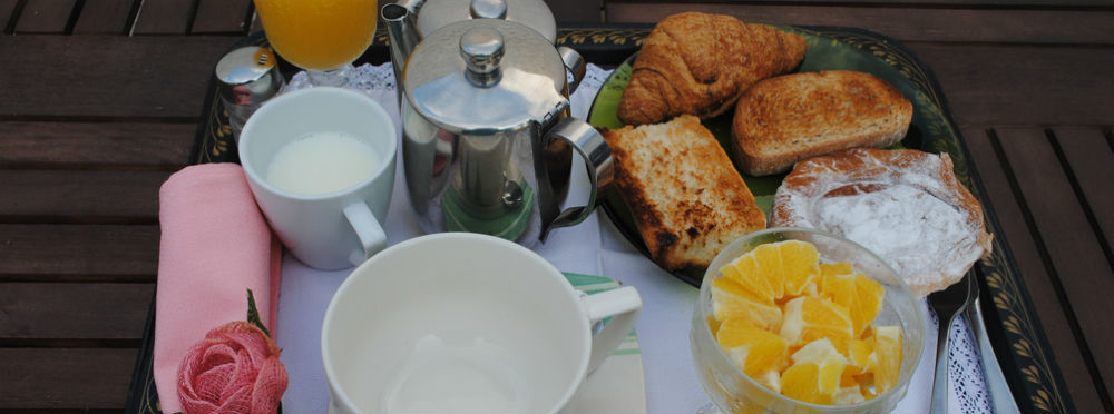 Desayuno en familia. Foto: Buscavientos