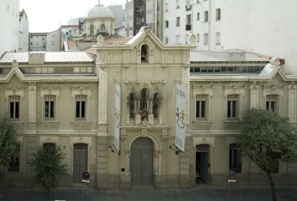 Fachada de la Fundación Carlos de Amberes. Foto: Luis Asin