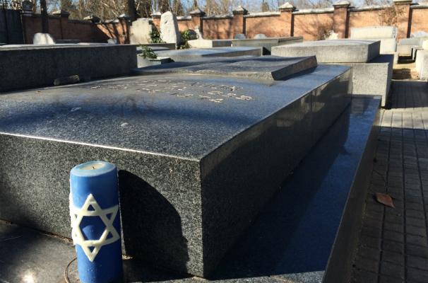 Vela cementerio judío