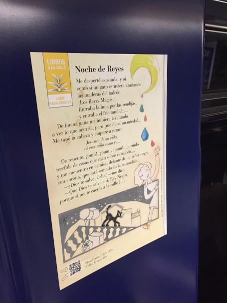 El proyecto «Libros a la calle» busca promover la lectura