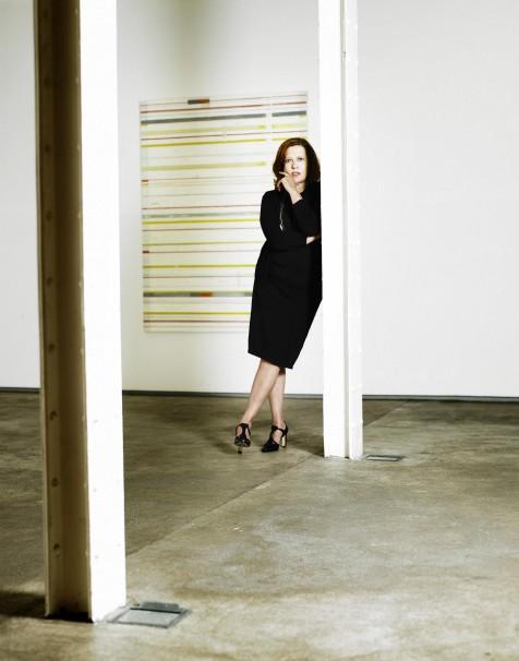 Lola Moriarty, directora de la galería Moriarty. (Fotos por: galeriamoriarty.com)