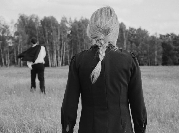 Joanna Kulig y Tomasz Kot en una escena de «Cold War»