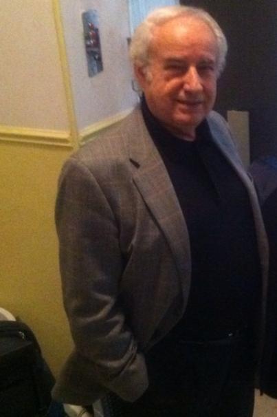 El empresario José Gago