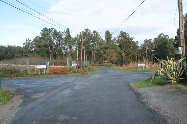 Cruz de la Carreira. Fotos: LSS