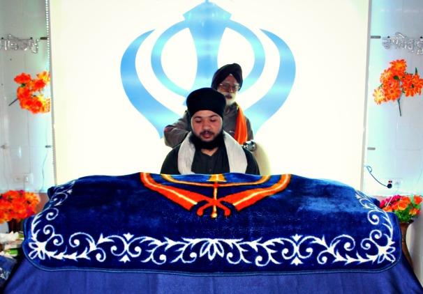 Gurudwara Singh Sabha de Madrid