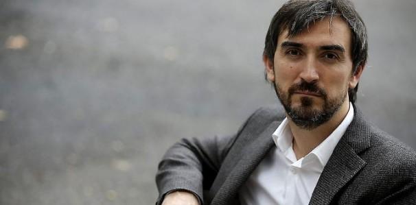 El periodista y director de eldiario.es, Ignacio Escolar Foto: eldiario.es