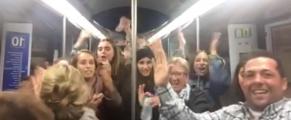 La canción de Shakira revoluciona el metro de Madrid