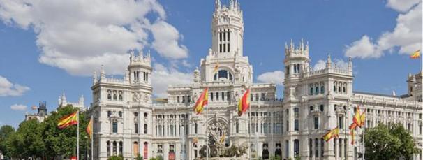 Ayuntamiento de Madrid. Foto: ABC