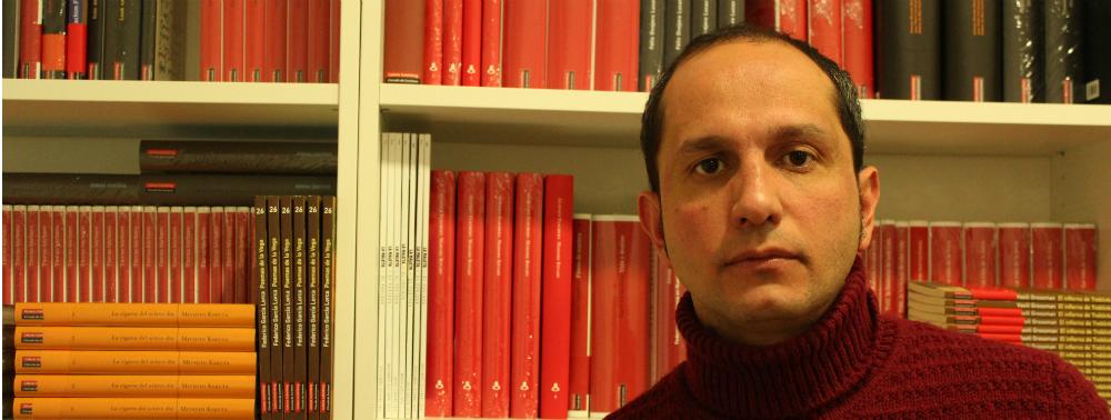 Jorge Carrión: «Fan significa fanático, y el mayor fanático es el religioso»