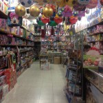 La juguetería está ubicada en la calle Conde de Peñalver. Foto: A. C.