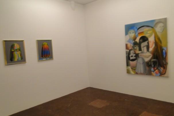 Otra de las paredes de «Nieves Fernández» | Fotografía: Alex Jiménez