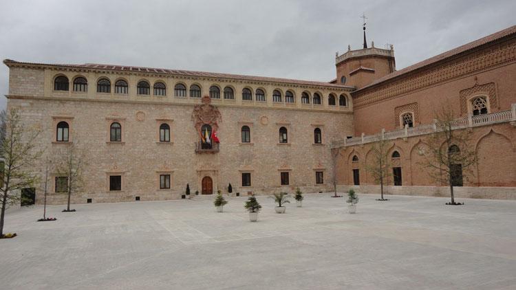 Palacio Arzobispal de Alcalá de Henares. Foto cedida por el Obispado de Alcalá de Henares.