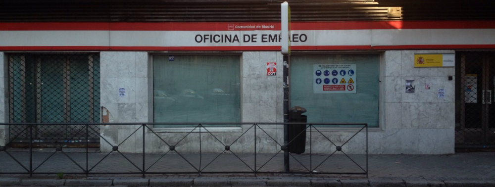 Parados y desubicados madril nea - Oficina de empleo sepe ...