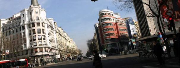 Barrio de Salamanca. Foto: Ernesto Agudo