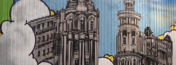 Grafiti Metropolis | Foto: J. L. G.