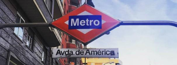 Metro Avenida América