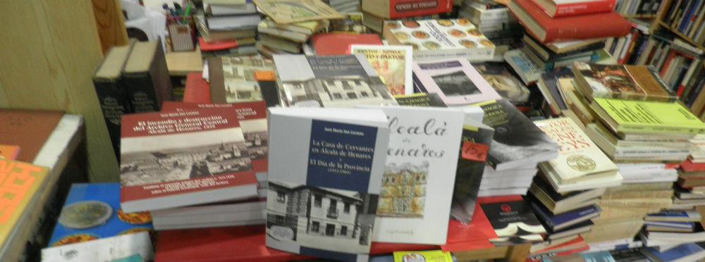 Ejemplos de libros sobre Alcalá de Henares