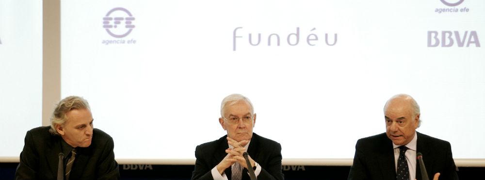 La fundación de la Fundéu