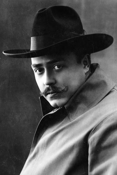 Antonio Olmet, el director de teatro asesinado. Foto: ABC