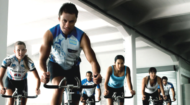 Clase de spinning madril nea for Clases de spinning