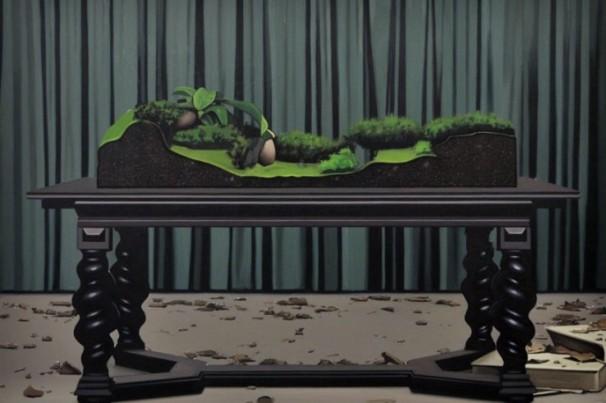 Antonio Montalvo | Diorama