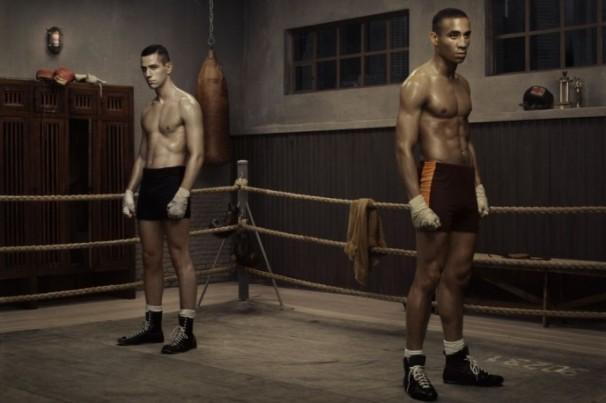 Erwin Olaf | Hope, the Boxing School