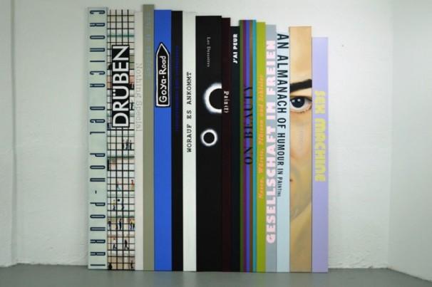 Anne Berning | Art Books (Cronica del Pou-Pourri) | Pintura - Óleo sobre lienzo