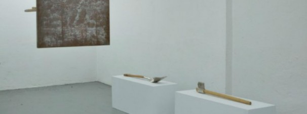 Juan Luis Moraza | Gong 1 (Fotos Espacio Mínimo)