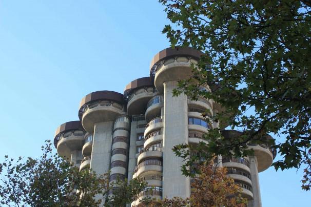 La torre ... Foto: AB