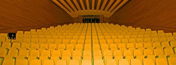 Aula de la Escuela de Arquitectura. Foto: Vil.sandi