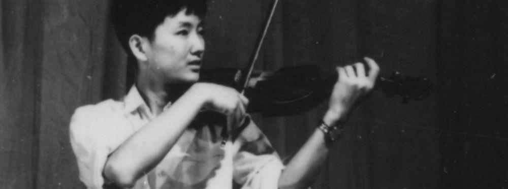 El empresario chino Marco Wang, primer estudiante en volver a la ciudad durante la revolución cultural china. Foto:I.M.B
